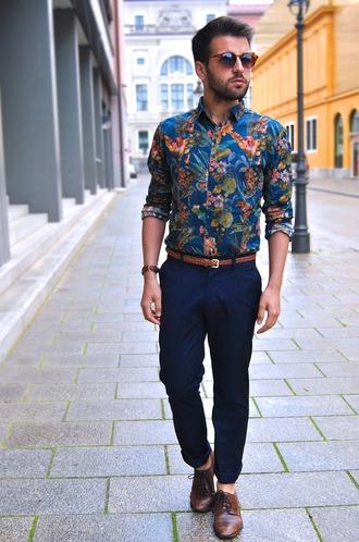 shirt carrouselmc asos floral