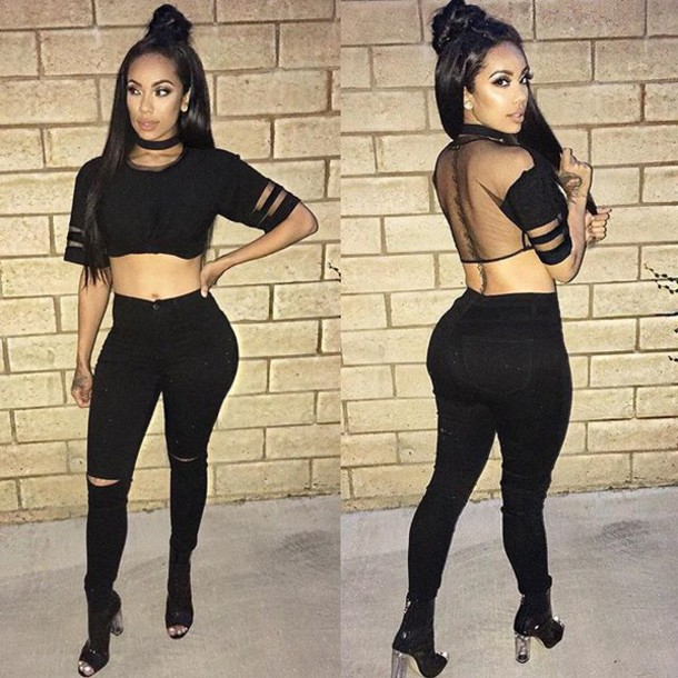 Black Girls Killin It High Waisted Jeans - Shop for Black Girls ...