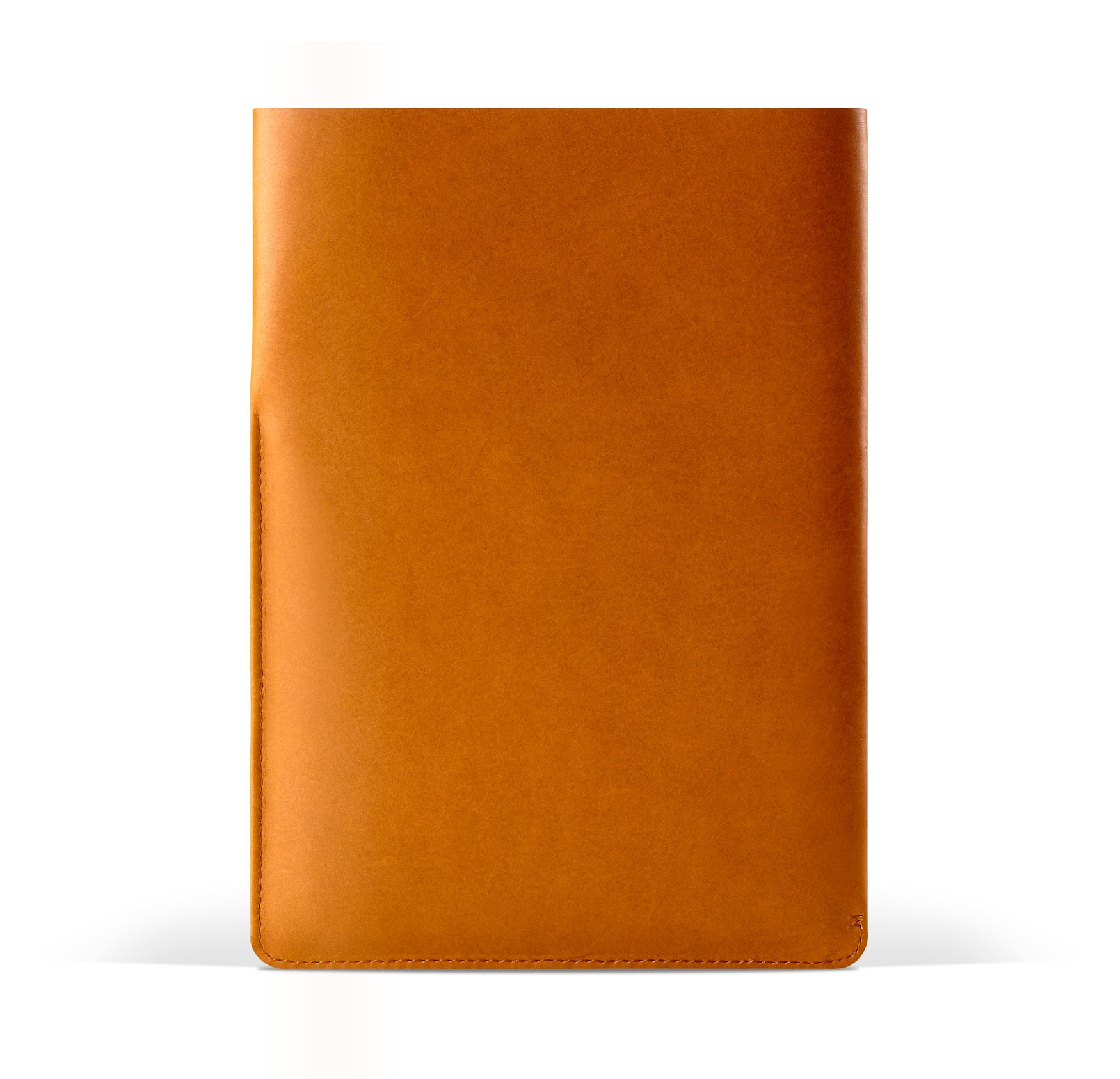 Slim Fit iPad mini Sleeve - Tan - Mujjo