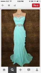 dress,aqua / teal prom dress,blue dress,prom dress,mermaid style prom dress,cheap long evening dresses