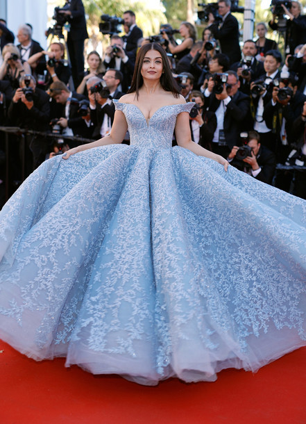 Dress Aishwarya Rai Gown Prom Dress Wedding Dress Red Carpet