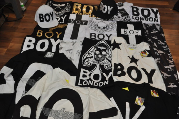 Sweater Androgyne Manila Aria Clemente Soft Grunge Grunge Boy
