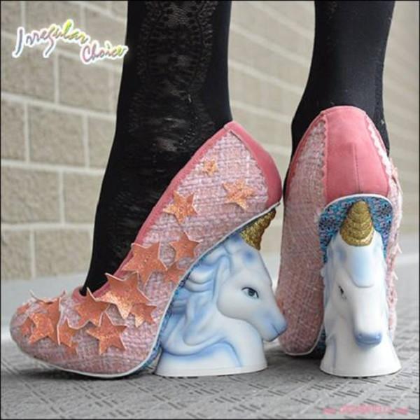 shoes unicorn halloween