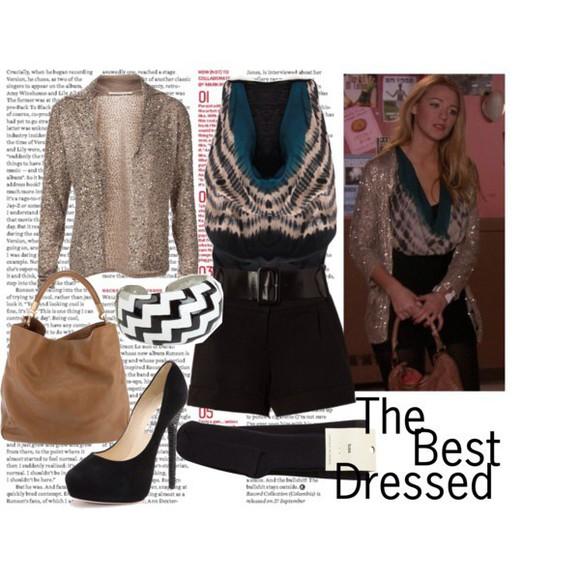 gossip girl style serena van der woodsen outfit jumpsuit