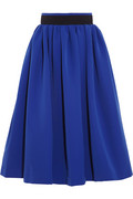 Preen by Thornton Bregazzi | Everly stretch-crepe skirt | NET-A-PORTER.COM