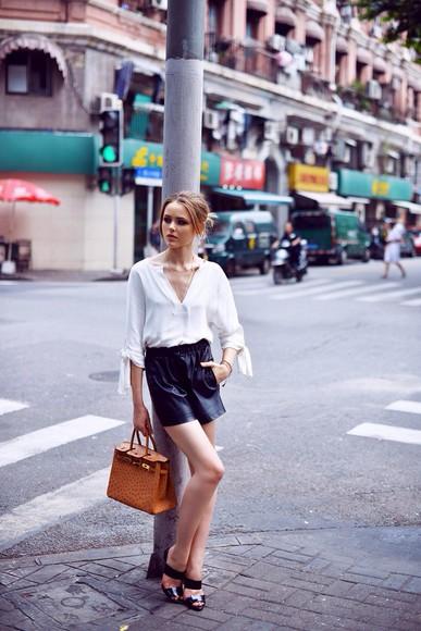 kayture shoes top bag blogger