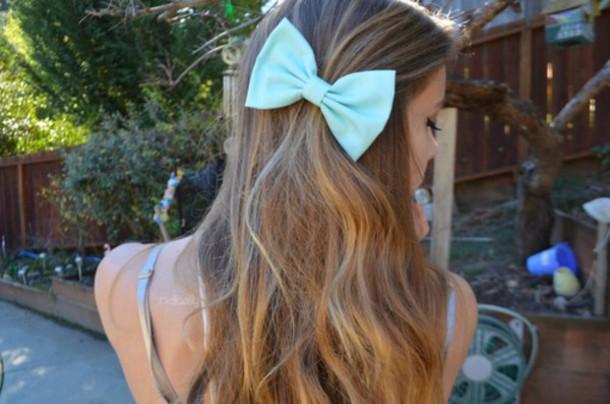 hair accessory bows hair
