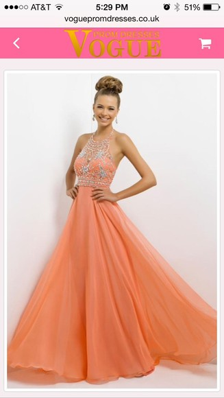 dress prom dress halter dress bling dress
