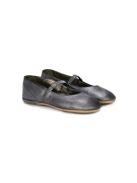 PePe leather grey shoes