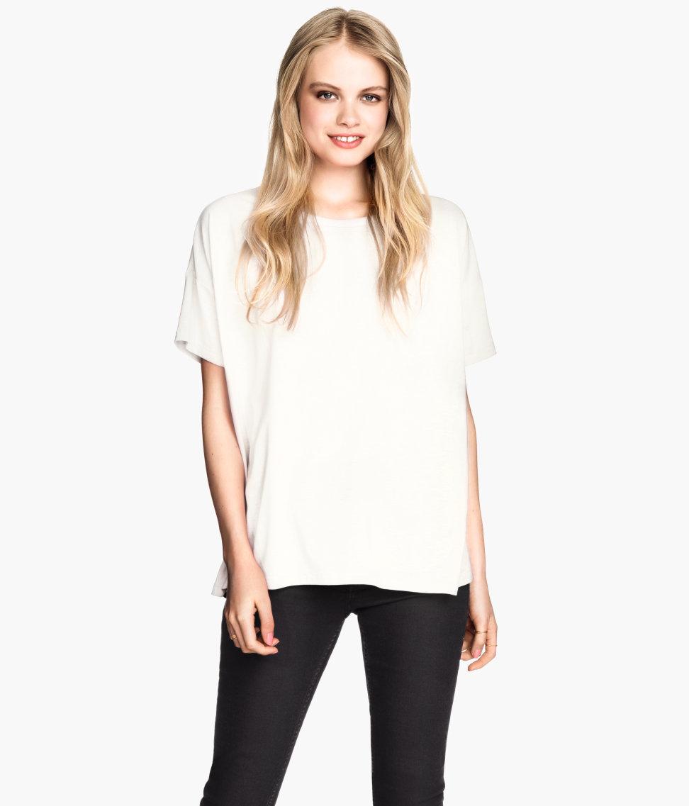 H&M Oversize-Shirt 7,99