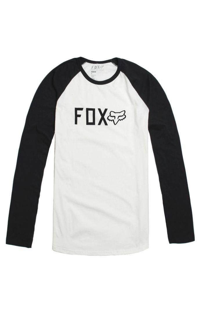 Fox shockbolted long sleeve t