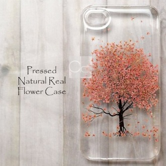 phone cover floral phone case cherry blossom