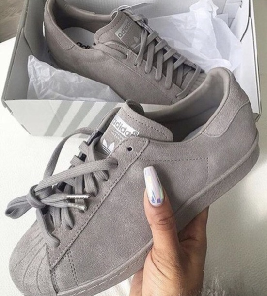 shoes grey adidas