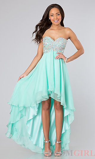 Cheap Prom Dresses Inexpensive Semi Formal Dresses Promgirl
