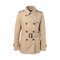 W's trench coat - uniqlo uk online fashion store