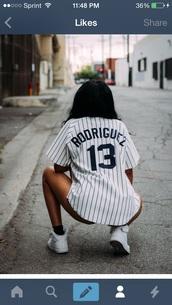 jersey,brooklyn,t-shirt,shoes,shirt,baseball tee