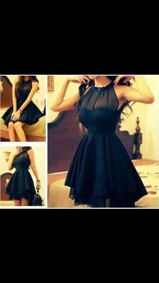 little black dress black dresses beautiful dress dress