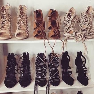 shoes lace heels heels pumps high heels high heel sandals sandals black heels style fashion