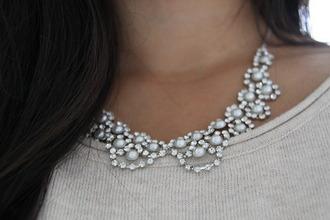 jewels important necklace diamonds white beautiful classy