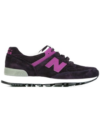 women sneakers suede purple pink shoes