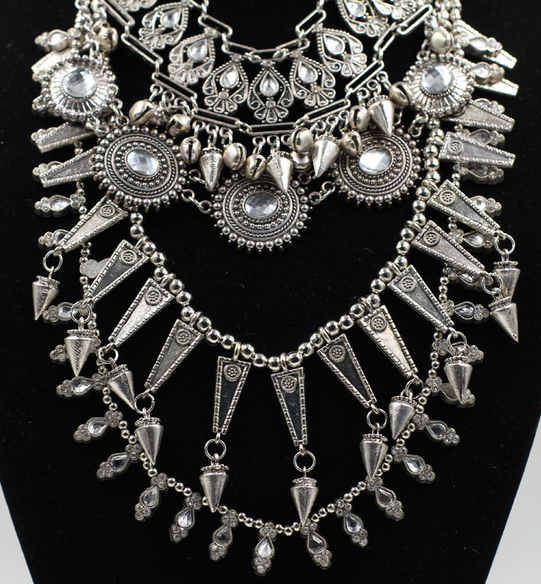 Chunky Bib Necklace