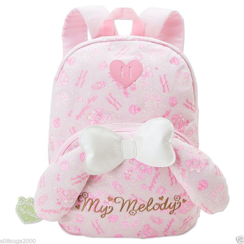 My melody Backpack SANRIO from JAPAN