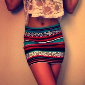 skirt mini skirt aztec aztec skirt red blue skirt tribal white white dress sexy new girl