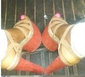 shoes,platform shoes,chunk heels,pumps,steve madden