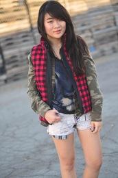 daily disguise,tank top,shirt,jacket,shorts,shoes
