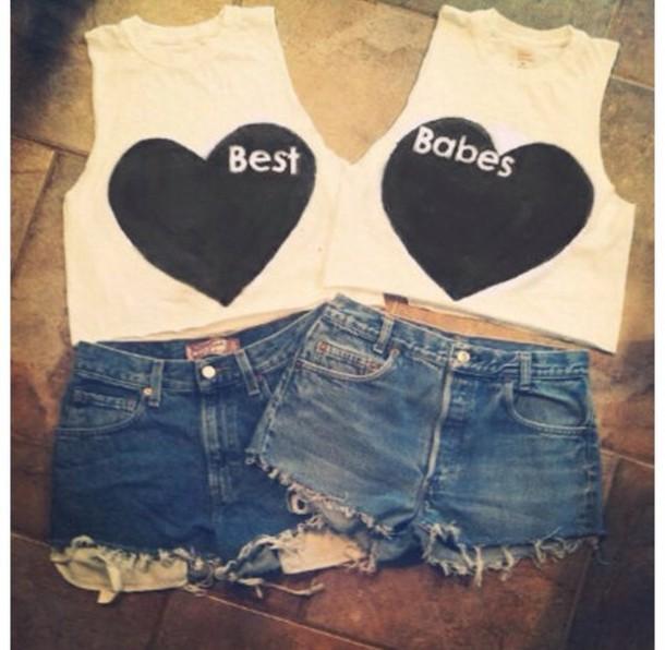 shirt bff