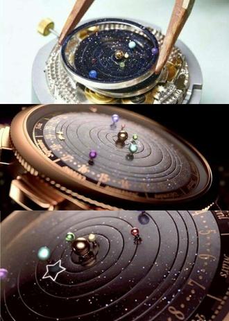 jewels galaxy print twisty parallel universe