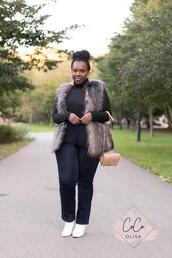 plussizeprincess,blogger,jacket,jeans,belt,bag