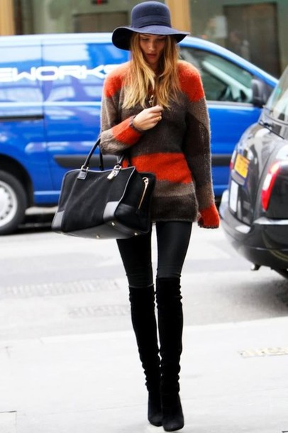 shoes clothes celebrity rosie huntington-whiteley