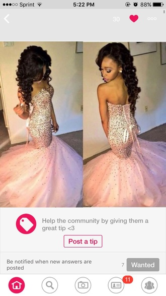 dress prom prom gown prom dress mermaid prom dress long prom dress sequin prom dress pink prom dress pink dress pink elegant dress elegant sequin dress sequins