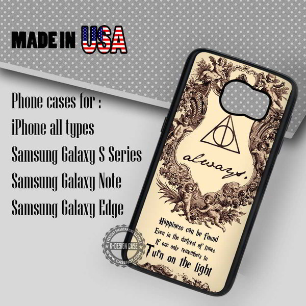 phone cover avada kedavra witches