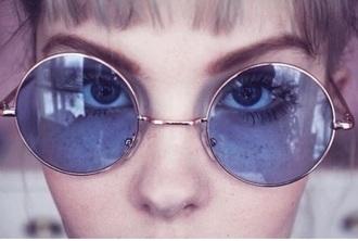 sunglasses hippie space alien