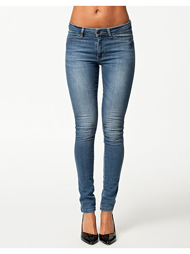 Skinny Jeans - Nly Trend - Blå - Jeans - Kläder - Kvinna - Nelly.com