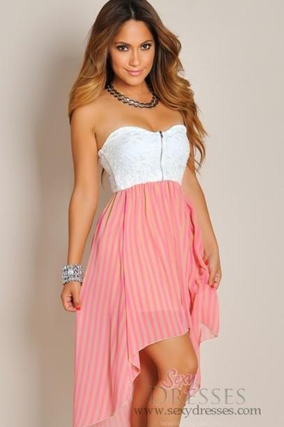 Dress Short Pink Dress Dress Styles Summer Dress Sexy