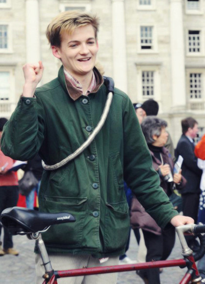 jacket green jacket corduroy collar jacket green courdroy collar jack gleeson