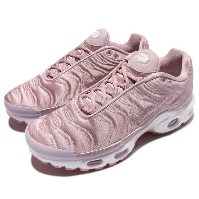 353dc235aa Wmns Nike Air Max Plus SE Plum Fog Women Retro Running Shoes Sneakers  830768-551