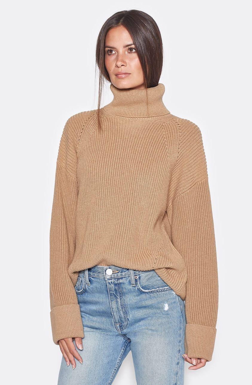 Aleck Turtleneck Sweater