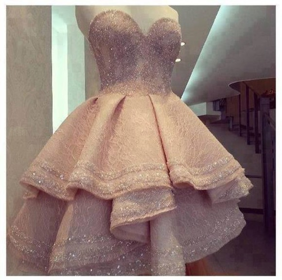 adorable pink dress magnifique magnifique robe beautiful prom dress