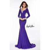 dress,prom dress,majestic scroll wedding invitations,wedding dress,angela & afican,long sleeves