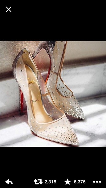 shoes glass slippers cinderella shoe beautiful shoes prom shoes sheer crystal red shoes high heels wedding shoes elegant classy silver gold