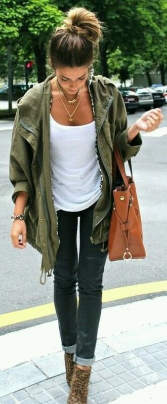 jacket army green jacket hunter green jacket oversized jacket comfy casual cute outfits