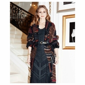 coat,blogger,blogger style,olivia palermo