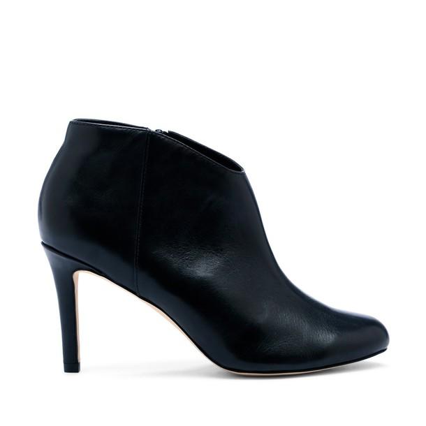 Sole Society Daphne Dressy Bootie - Black-11