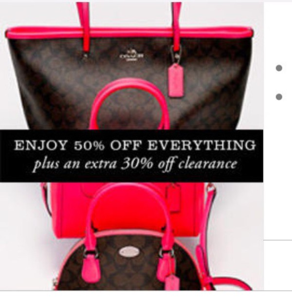 04198e474f ... official bag dark brown coach pink wheretoget bc9ff 7d6aa