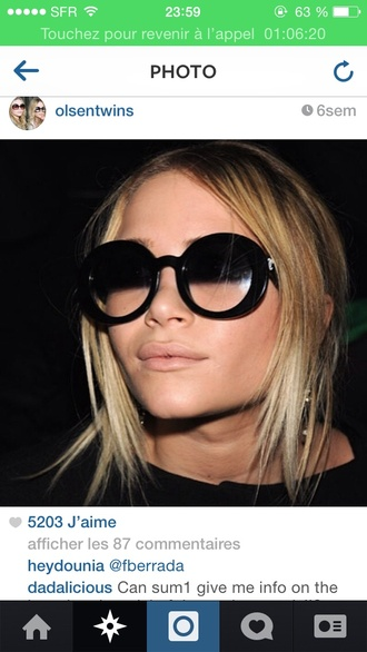 sunglasses twins ashley olsen black sun olsen sisters jewels