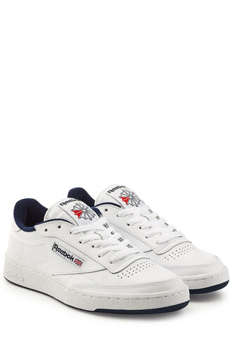 sneakers. vintage sneakers leather white shoes